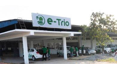 Hyderabad Startup E-Trio Takes The Retrofitting Route To Meet India's EV Ambitions