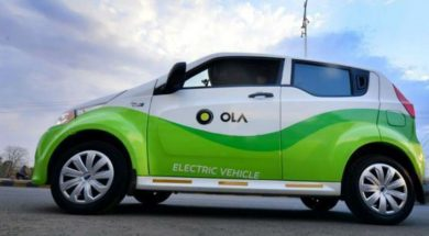 Hyundai To Deploy Electric Cars In Ola's Fleet By 2021