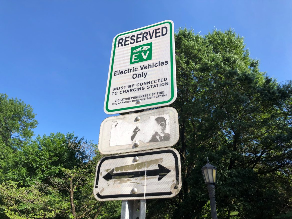 In North Carolina, bill to raise electric vehicle registration fees stalls