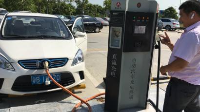India Preps Its Own EV Charging Station Standards