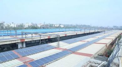 Indian Railways goes green! Delhi's Anand Vihar Terminal railway station saves lakhs with solar power