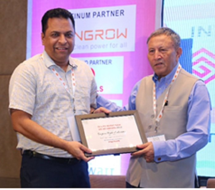 "Ingeteam awarded ""Storage Energy Technology of the Year"" in EQ's PV Invest Tech Solar Awards 2019"