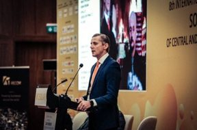 Vitaliy Daviy CEO IB Centre Europe