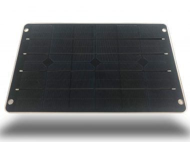 Intersolar- OPES Solutions presents standard solar module for mobile applications