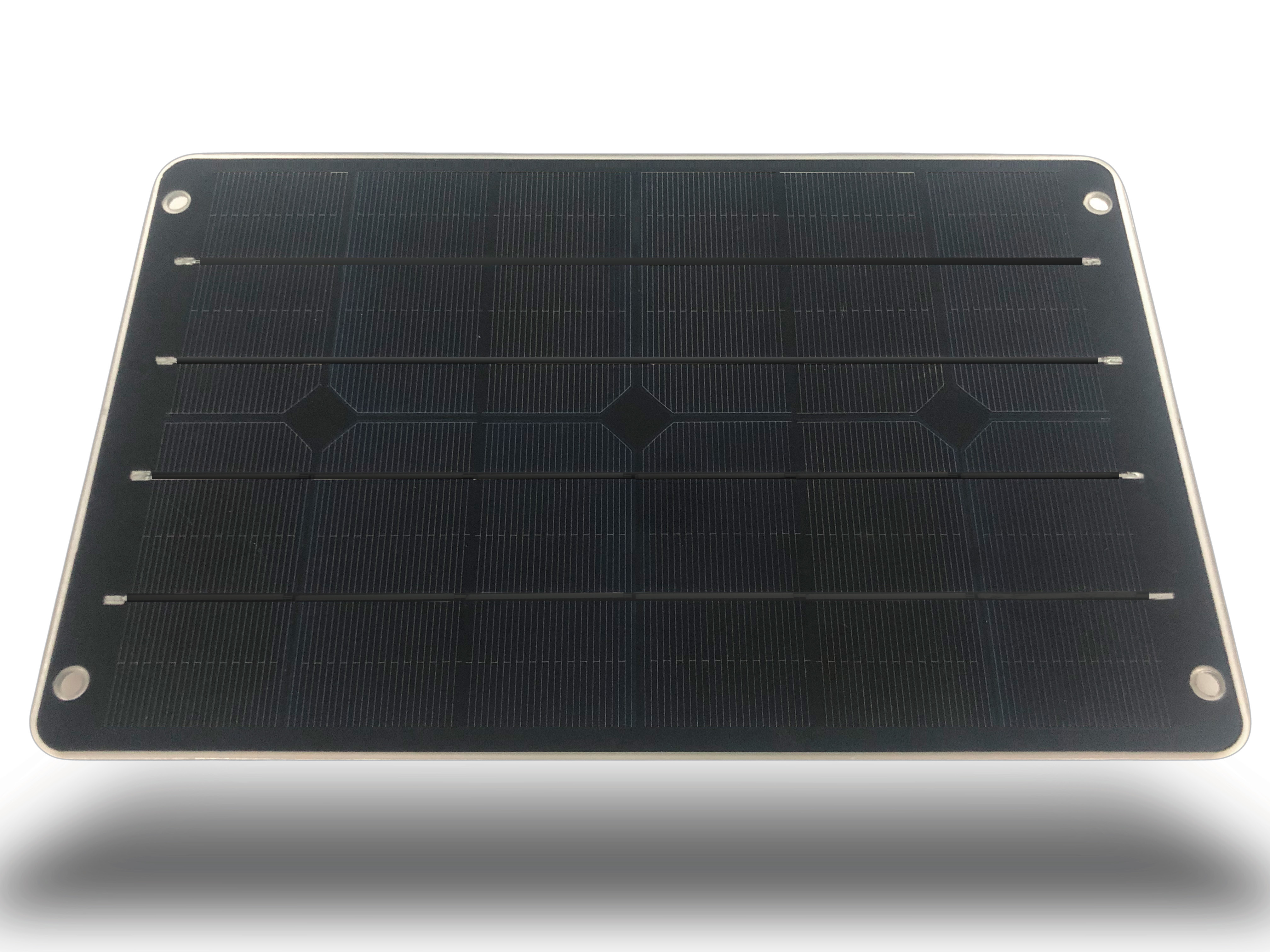 Intersolar: OPES Solutions presents standard solar module for mobile applications