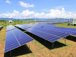 New Energy Solar says unit has closed on a $23 mn senior secured term loan with Keybank