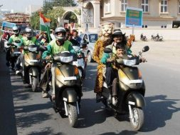 No More Petrol As Govt Plans Only Electric Two-Wheeler Sales In India After 2025