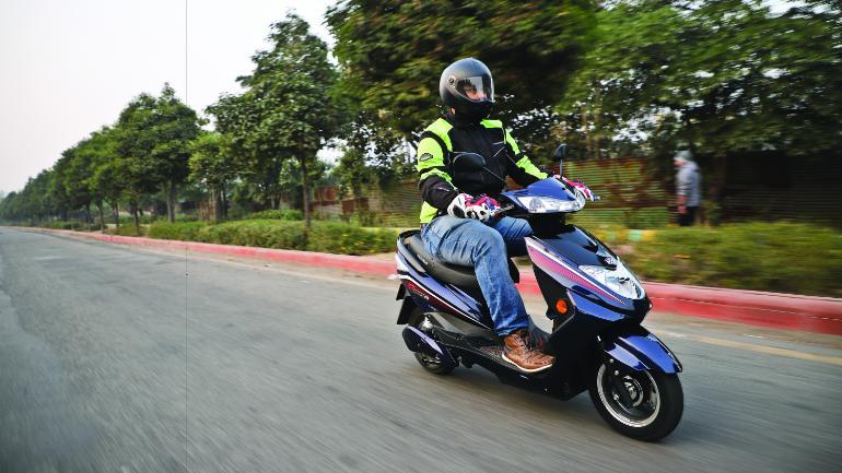 Okinawa Ridge Plus: Review of First Ride