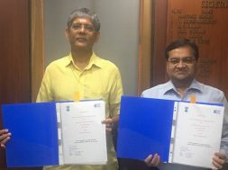 REIL inks MoU with Government of India for FY 2019-20 MOU