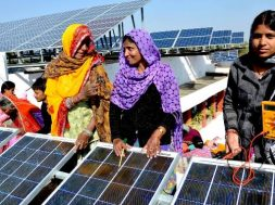 Renewable Energy- A Potent Tool For Women Empowerment In Rural India