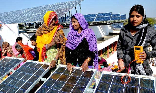 Renewable Energy: A Potent Tool For Women Empowerment In Rural India
