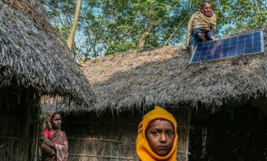 Report shows 650 million people to be left without electricity access in 2030