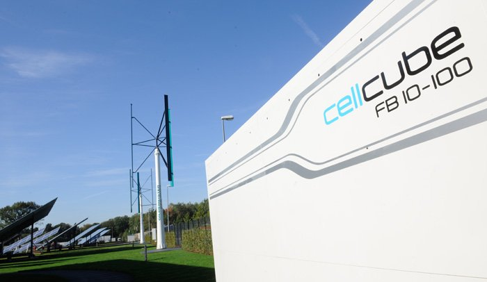 Returning To Growth And Value Creating ::Cellcube Energy Storage Sys Inc