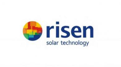 Risen Energy's solar module shipments to emerging markets grow rapidly