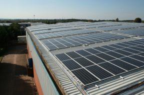 Solar power plant inaugurated at Naval establishment in Kochi
