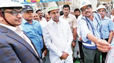 Telangana- KCR demands 2,000 MW more power from Centre