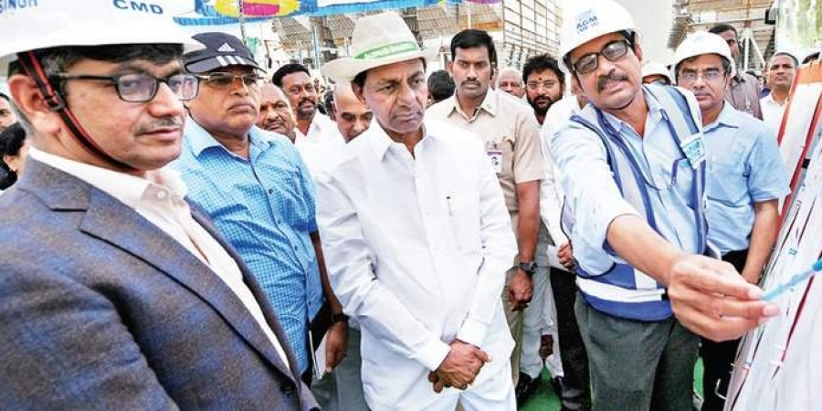 Telangana: KCR demands 2,000 MW more power from Centre