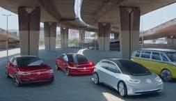 Tesla Thanks VW