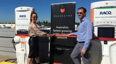Ultra-fast electric car charging network expands into Queensland