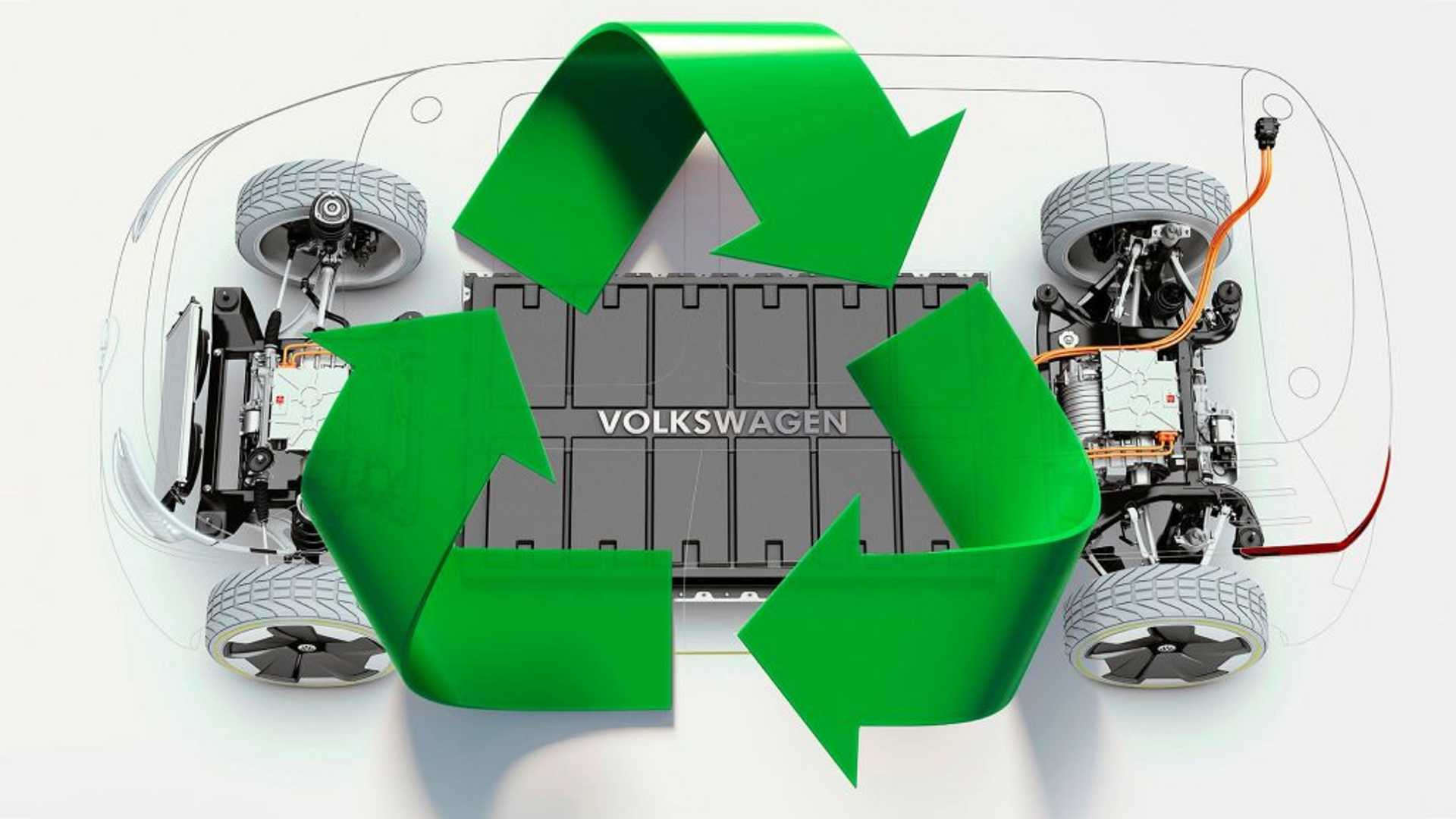 Volkswagen To Recycle Lithium-Ion Batteries In Salzgitter