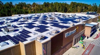 Walmart Executes Agreements For 46 Solar Projects Across The US With C2 Energy Capital