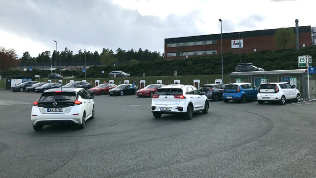 Why Norway leads the world in electric vehicle adoption