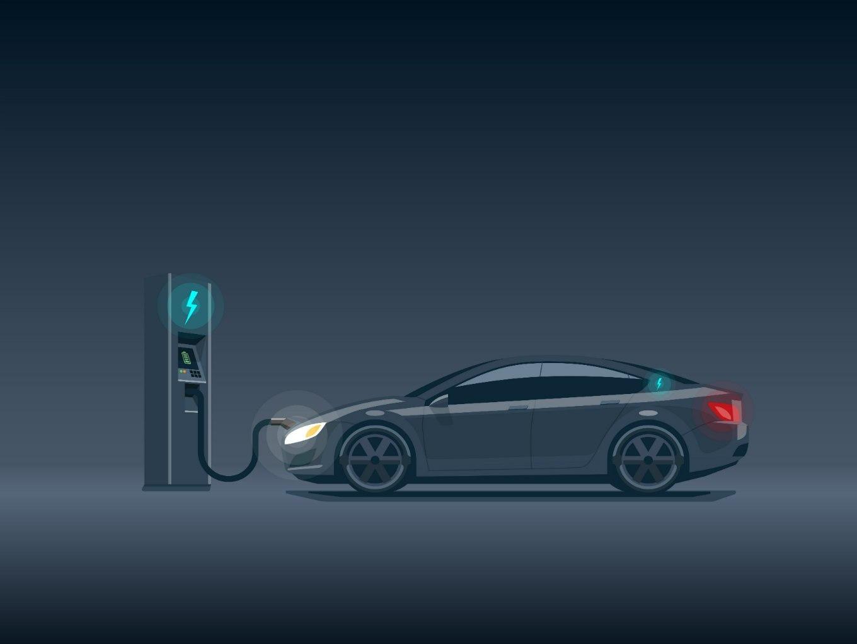 Image result for EV cars wallpaper