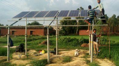 $100K awarded to social enterprise for developing solar pumps in rural India