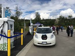 12 new electric vehicle fast-charging stations coming to B.C.