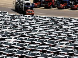 A year ago, China's electric vehicle sales grew 126%. Now they're at 2%