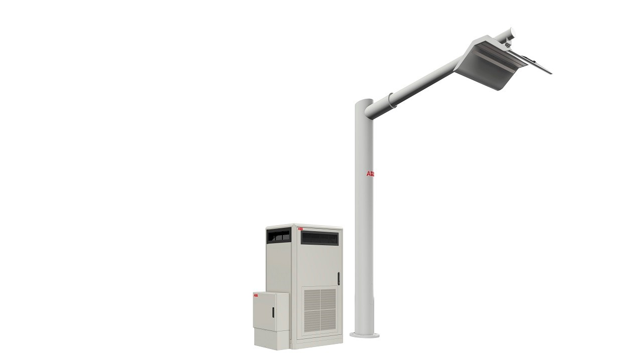 ABB expands e-Bus charging portfolio with automated pantograph