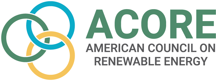 ACORE Statement on Introduction of the Renewable Electricity Standard Act