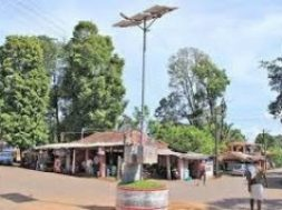 Amasebailu Becomes First 100% Solar Powered Village in Karnataka