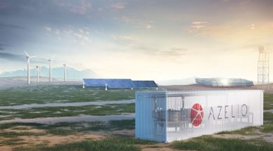 Azelio Offers its Technology to Increase Reliable Clean Power Supply for Refugee Camps in Jordan