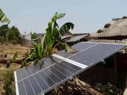 Bancha, the first solar kitchen only village in India