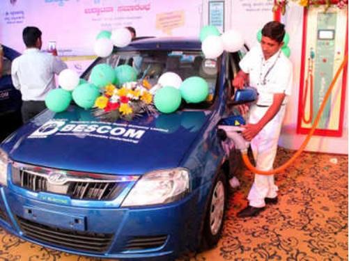 Bescom plans 650 e-vehicle charging stations across Karnataka; 100 in Bengaluru