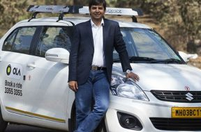 Bhavish Aggarwal On How Ola Battled Uber To Come Out On Top In India