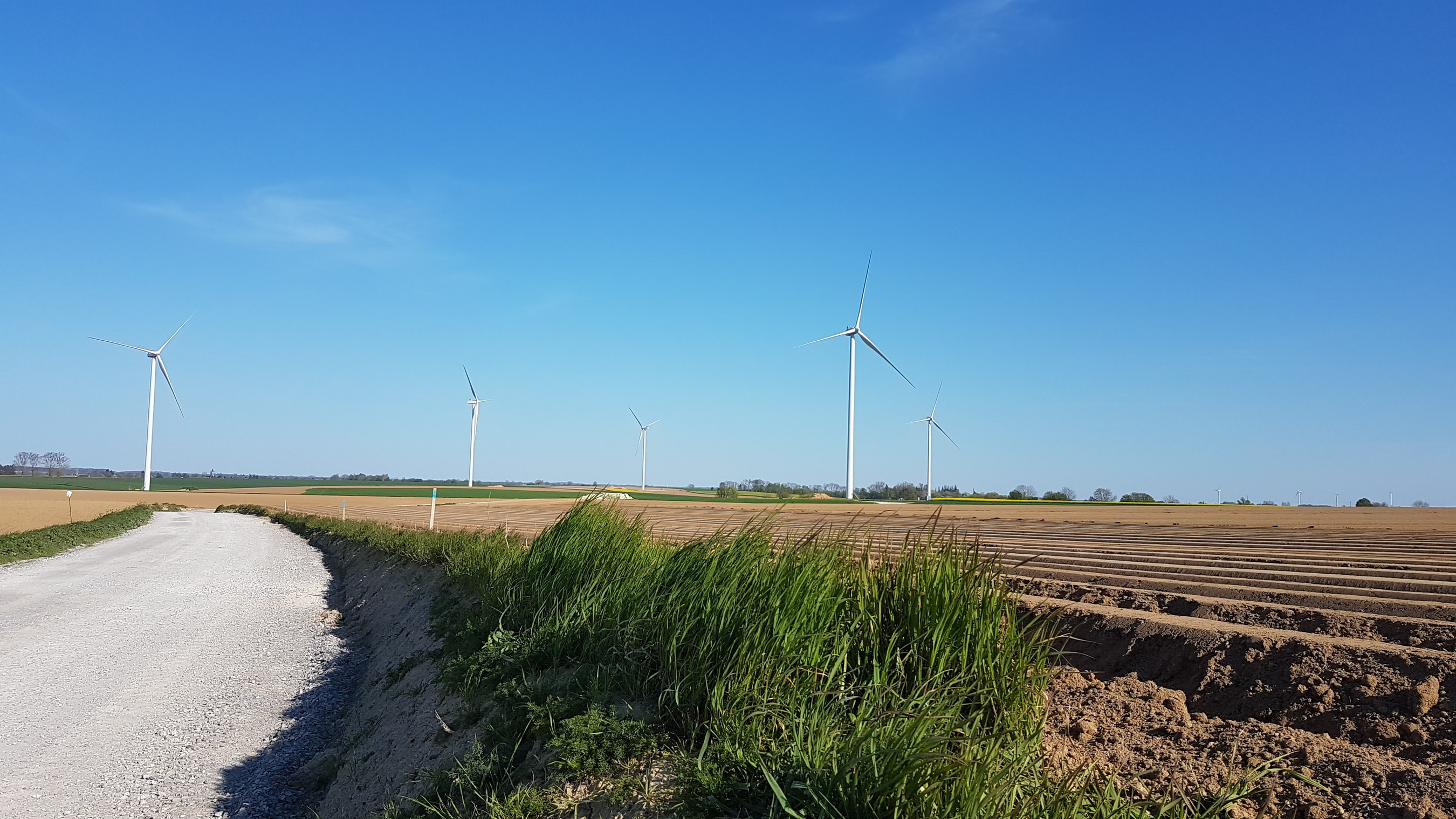 Boralex commissions the Catésis wind farm in France