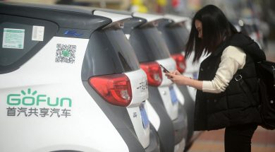 China's ordering safety checks after a series of electric car fires