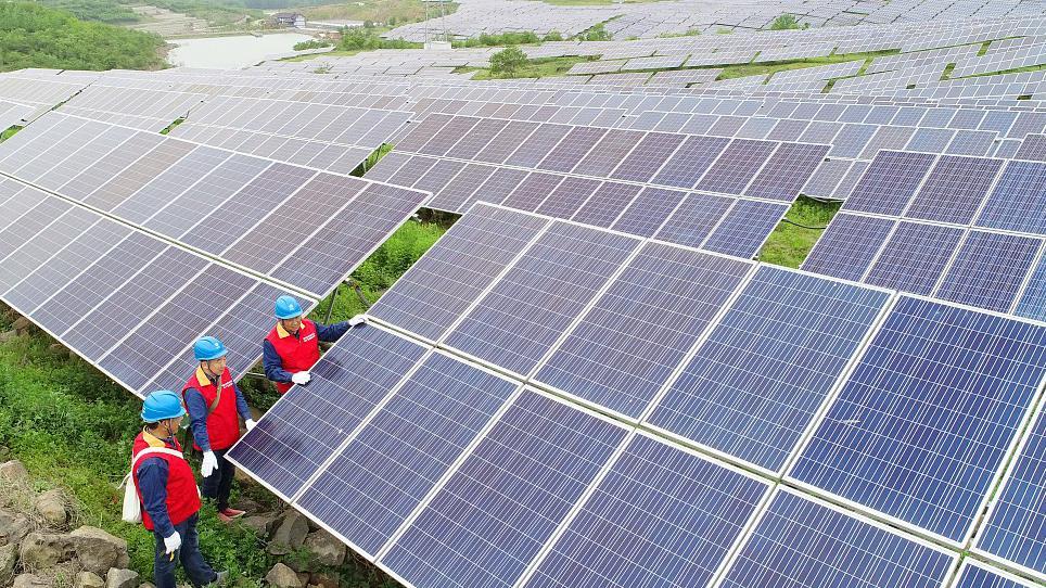 China posts rising PV power capacity in Q1