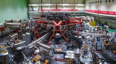 China's 'artificial sun' to challenge 200 million degrees Celsius