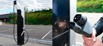 Eight charging stations for electric vehicles on B'luru highway