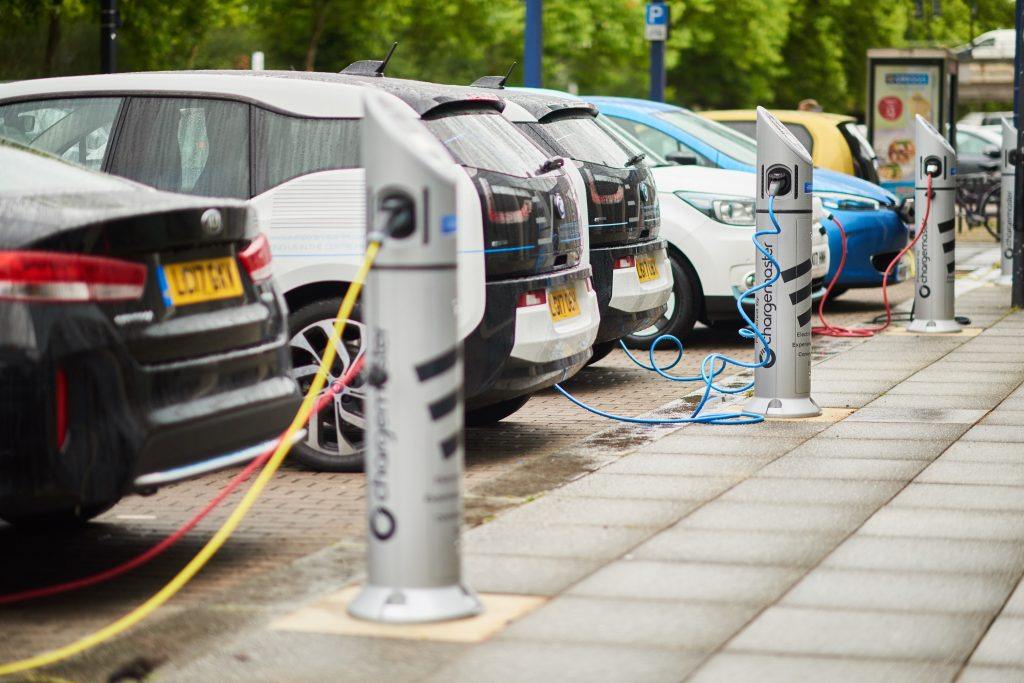 Electric Vehicle Charging Infrastructure Market 2019-2025