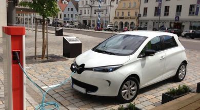 Electric Vehicle Sales Up 70% In Europe