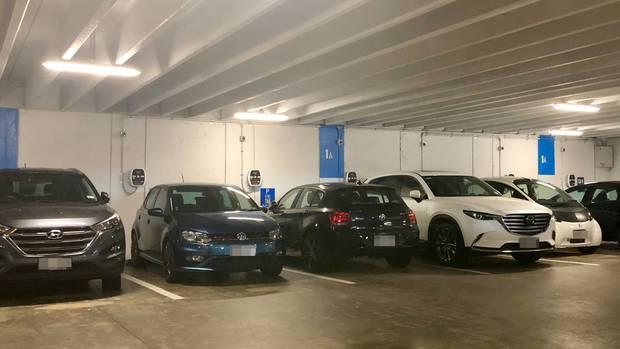 Electric shocker: Petrolheads snag Auckland EV charging spots