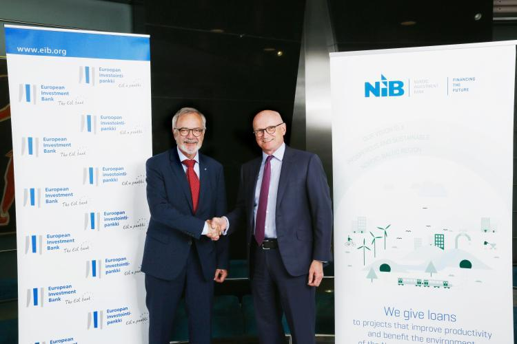 Finland: Climate and Environment – EIB and NIB Group strengthen cooperation