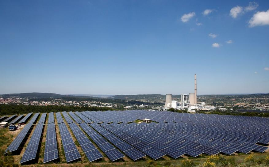French solar power generation surges in Q1 after sunny spell