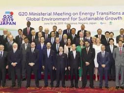G20 spotlight on India's green energy plan