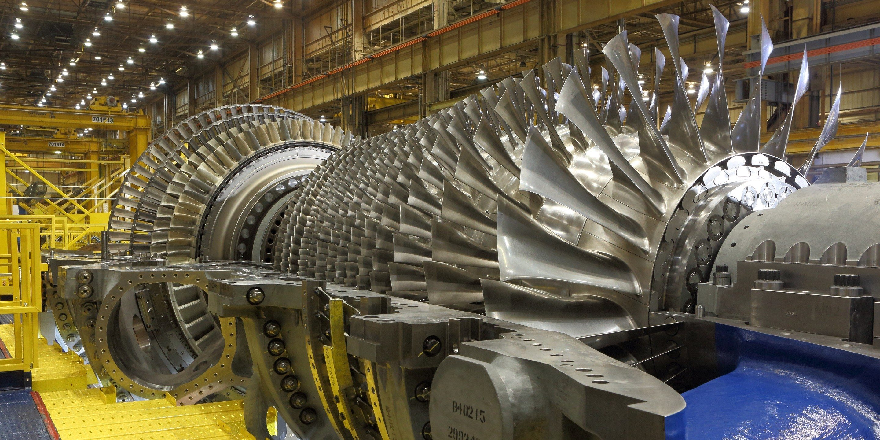 GE gas plant to close 20 years early, become battery storage site — sign of the times?