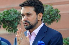GST Council to consider reducing tax on electric vehicles- Anurag Thakur